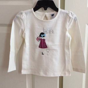 NWT Janie and Jack top - 18-24 months